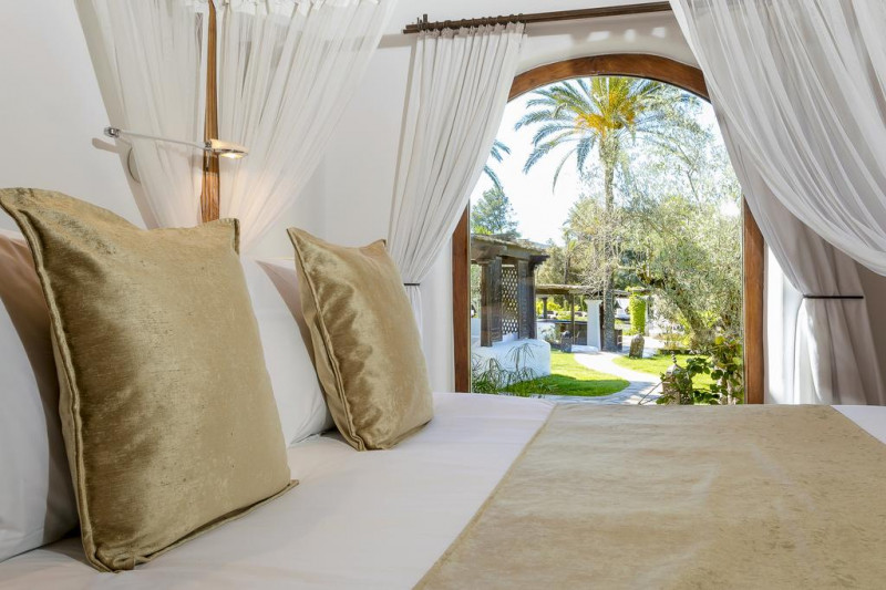 Quelques hôtels d'exception à Ibiza