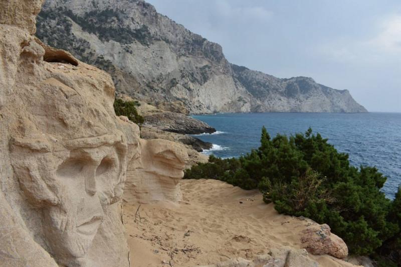Sa Pedrera de Cala d'Hort, le vrai nom de l'Atlantis à Ibiza