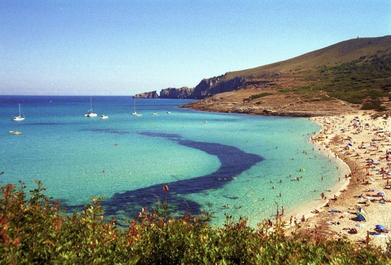 Nord de Majorque : les plages et criques naturelles et sauvages de Cala Matzoc et Cala Mesquida