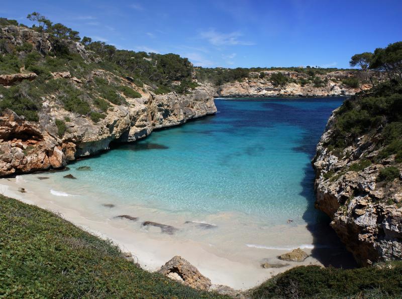 Est et Sud de Majorque : les sublimes plages de Cala Santanyí et Cala Mondragó