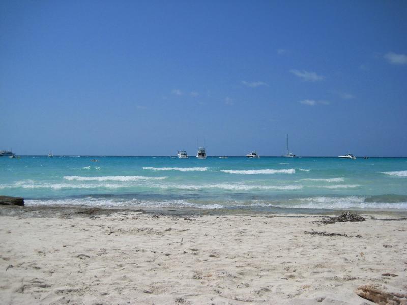Est et Sud de Majorque : les eaux cristallines de Es Trenc