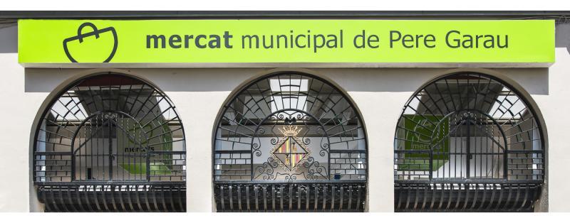 Le marché de Pere Garau à Palma de Majorque