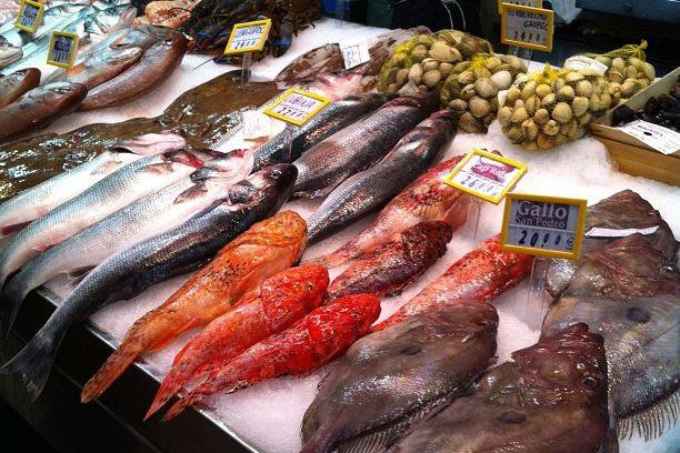 Le marché d'El Olivar à Palma de Majorque