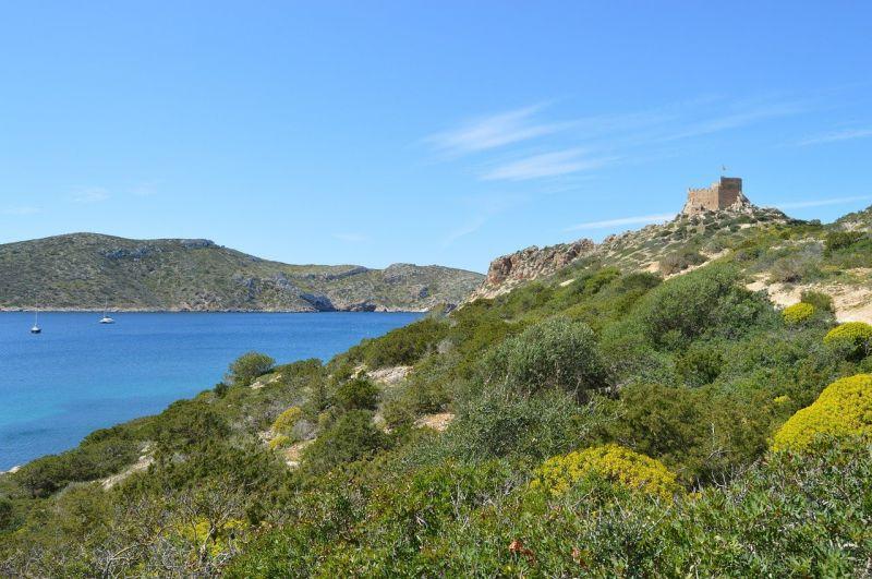 Le Parc National maritime-terrestre de l'archipel de Cabrera