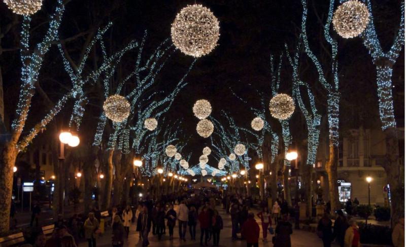 Passer Noel à Majorque