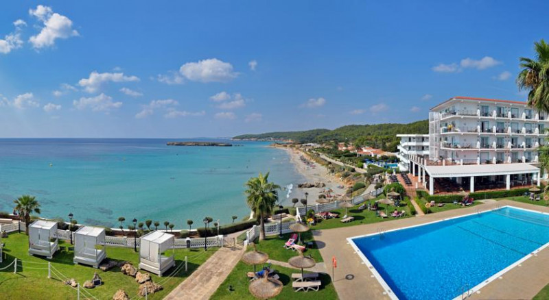 Hôtel Melia Sol Beach House Menorca 4* Adults Only +16 (Santo Tomas) / Confort
